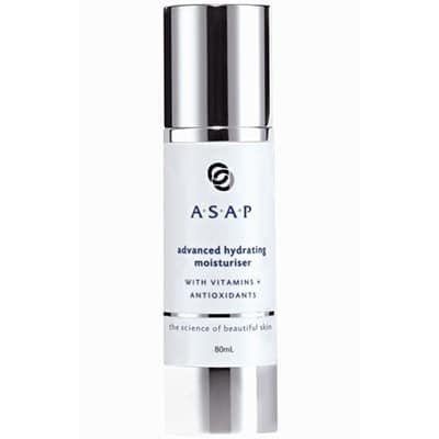 ASAP 80ML ADVANCED HYDRATING MOISTURISER