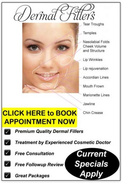 Dermal Fillers Melbourne - Nitai Cosmetic