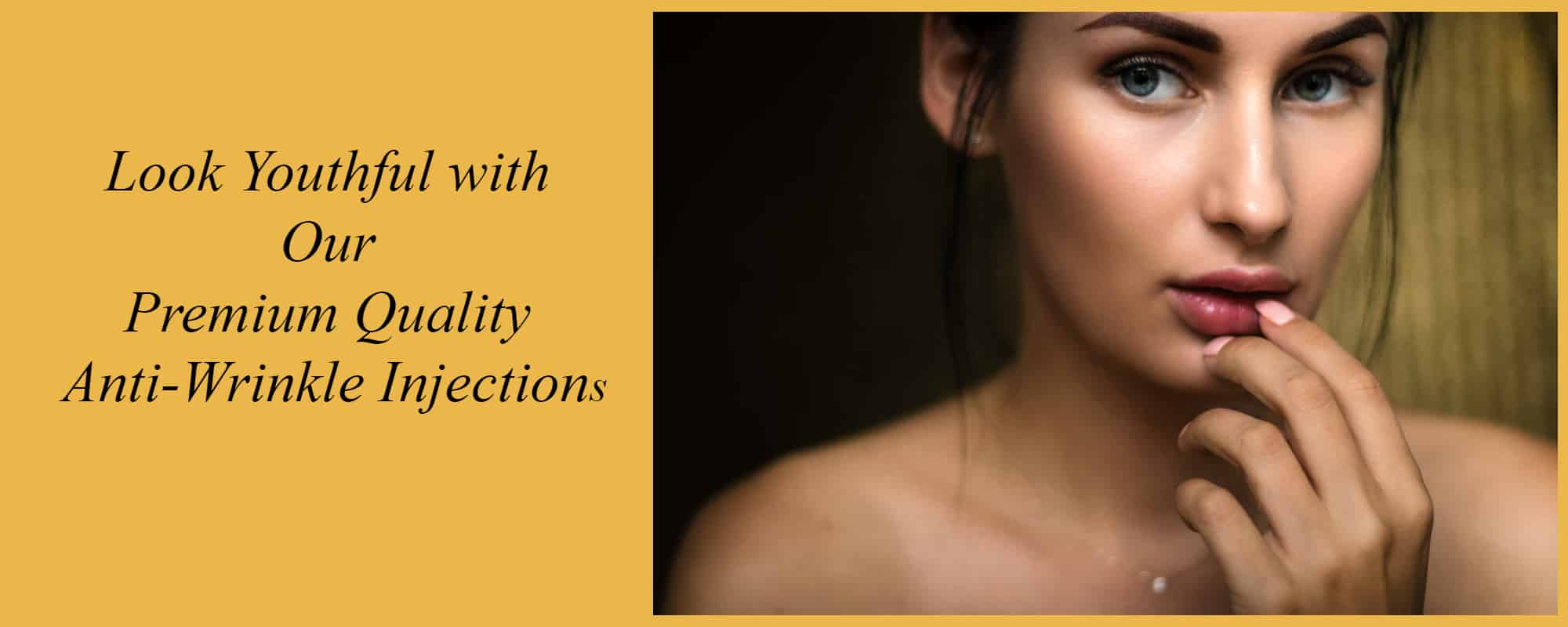 Premium Quality Anti-Wrinkle Injection | Nitai Clinic