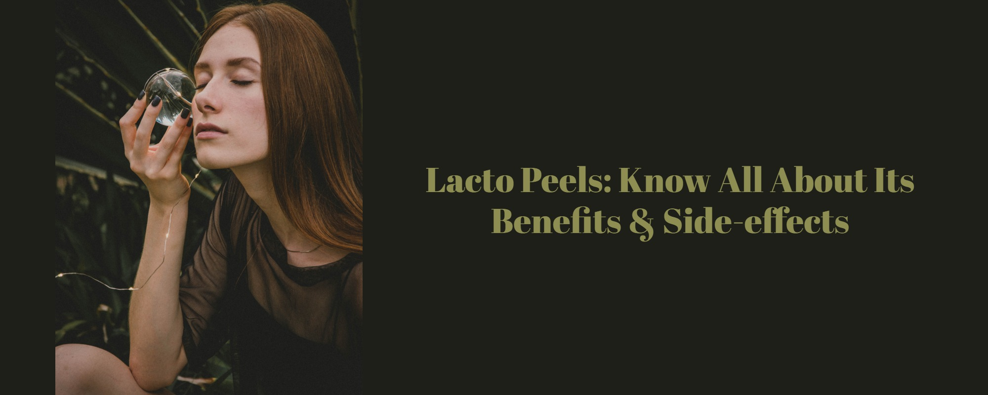 Lacto Peels Treatment in Melbourne