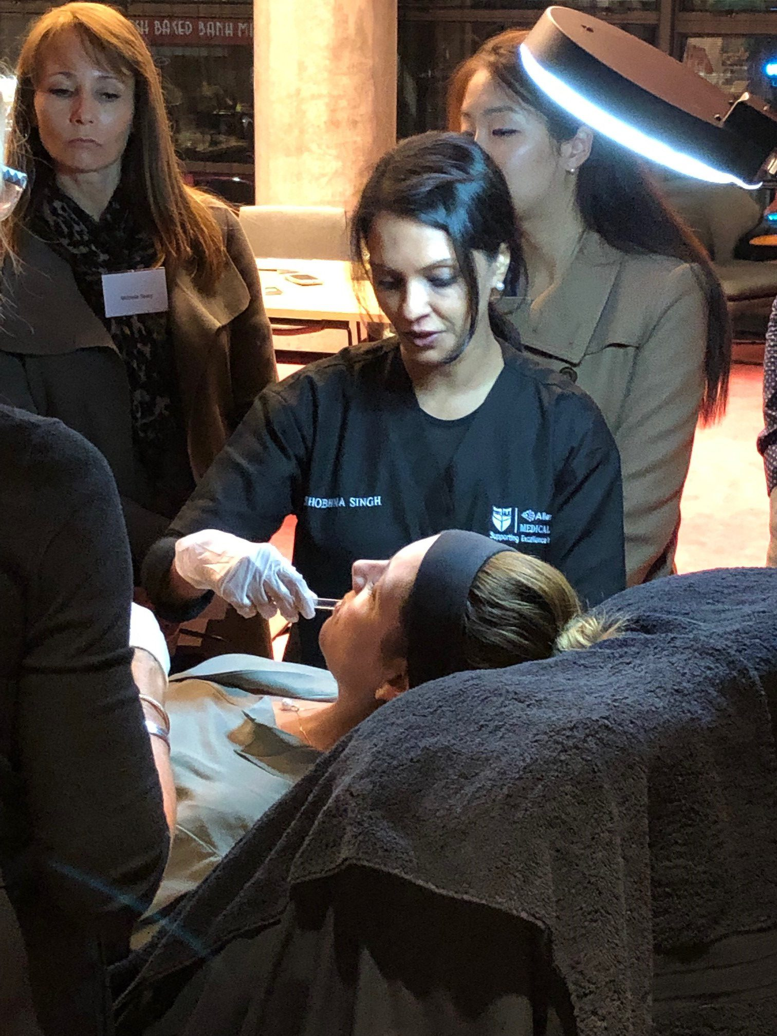 Allergan Workshop on Dermal Fillers