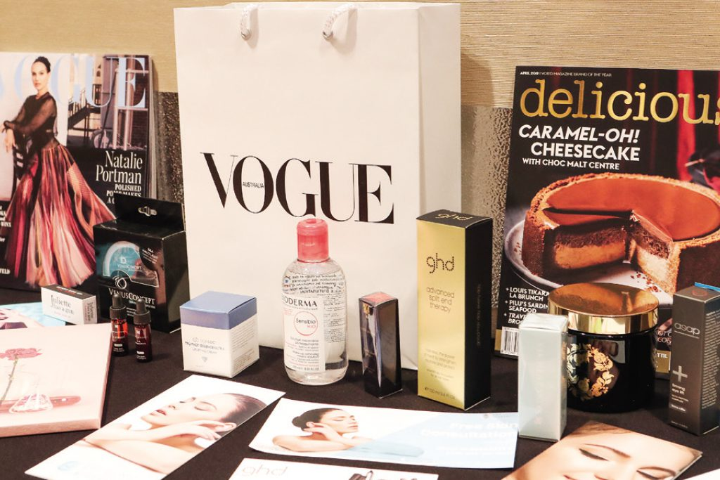 Vogue Beauty and Anti Ageing