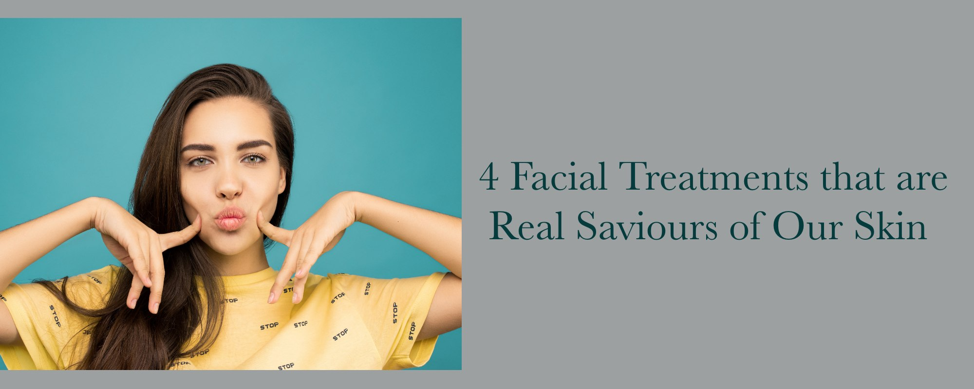 4 Facial Treatments Best for Skin